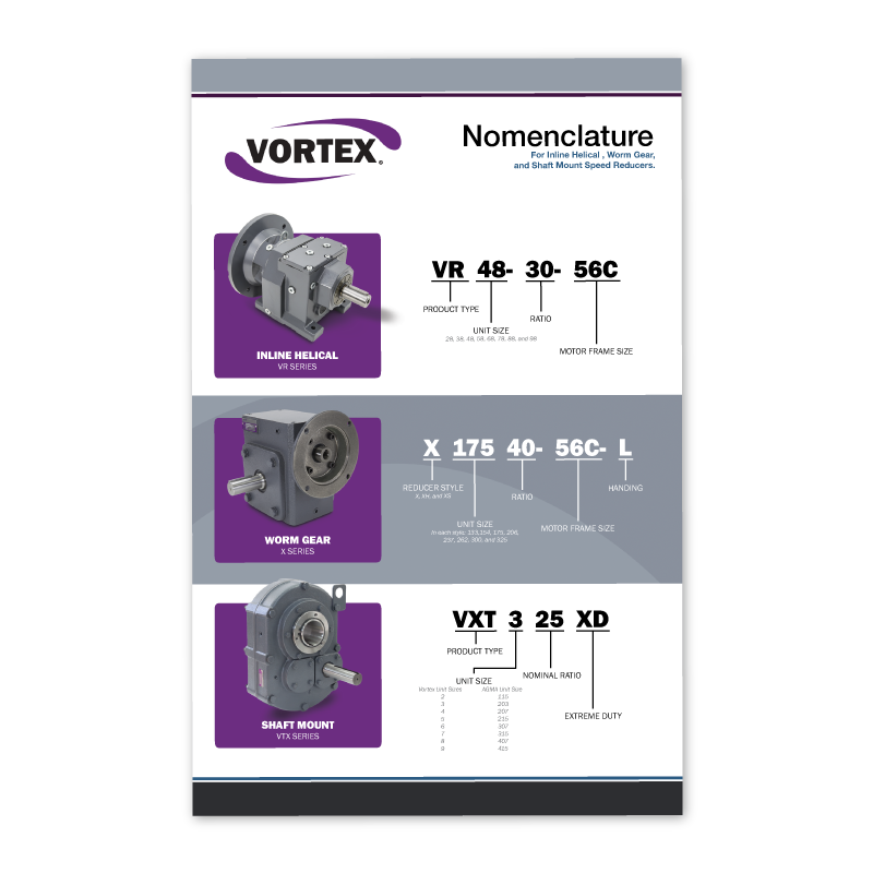 Vortex Shaft Mount Product Info Icon