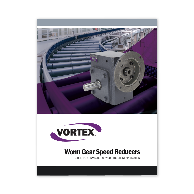 Vortex Worm Gear Catalog Icon