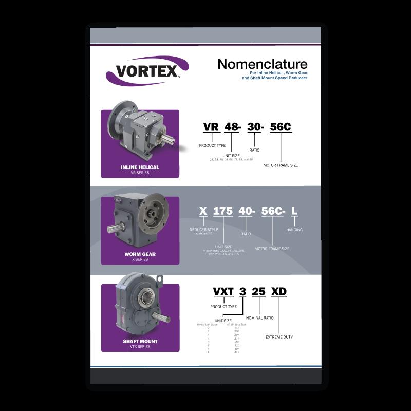 Vortex Worm Gear Product Info Icon